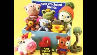 Home Book Summary: Amigurumi Toy Box: Cute Crocheted Friends By Ana Paula Rimoli