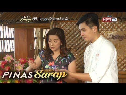 Pinas Sarap: Mga panalong putahe ng Tatoy's Manokan, tinikman ni Kara David