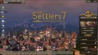 Let's Play The Settlers 7: Paths to a Kingdom (Mission 1a)