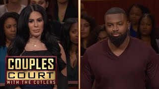 Kim Kardashian Look-alike Accuses Her BF Of Cheating Multiple Times (Full Episode) | Couples Court
