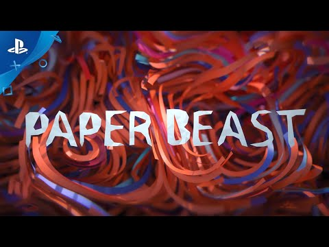 Paper Beast - Release Date Trailer - PS VR