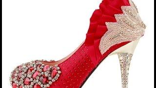 75+ LATEST BRIDAL/WEDDING & PARTY FOOTWEAR DESIGNS