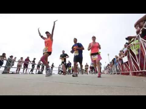 2017 Rock N Roll Virginia Beach Half Marathon Course Spotlight