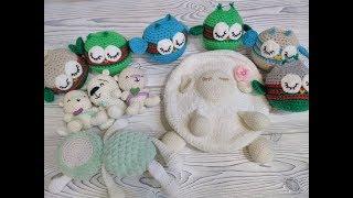 Игрушки для детей.  Амигуруми. Благотворительное вязание.
