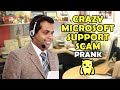 Crazy Indian Microsoft Scammer Loses his Mind - Ownage Pranks