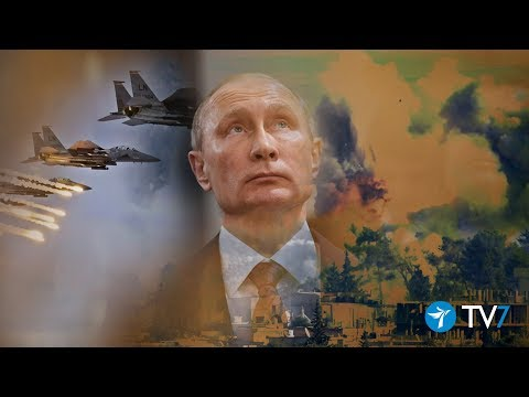 Jerusalem Studio 288 - Latest developments in Russia's policy toward the Mideast