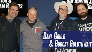 Dana Gould & Bobcat Goldthwait - Stand Up, 'The Simpsons', Opening for Nirvana