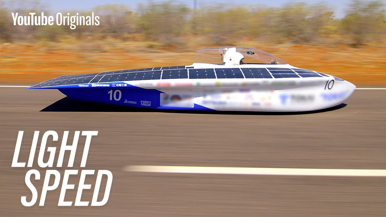 Engineering the World's Fastest Solar Race Cars