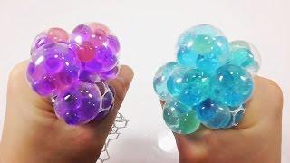 Цветные надувные шарики. Как сделать? Обучающие и развивающие мультики, обзоры детских игрушек