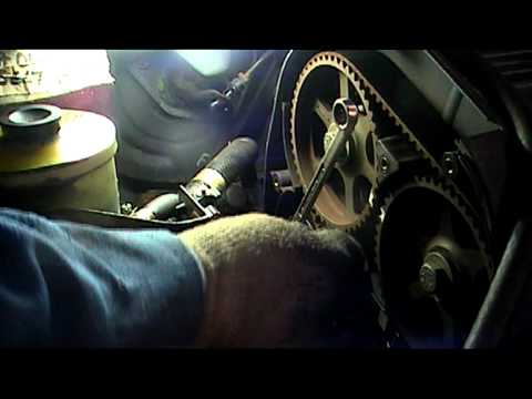 rover 200 timing belt removal.mpg - youtube rover timing belt