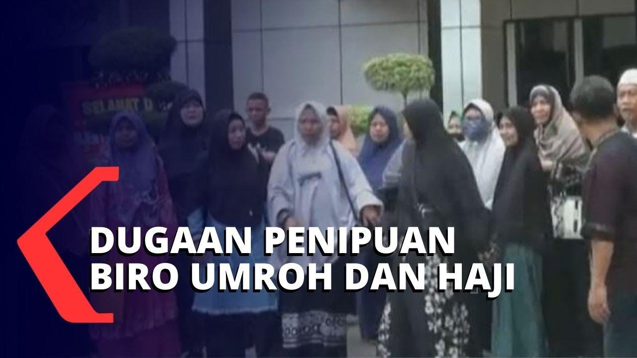 Lagi Penipuan Umroh Dan Haji 400 Orang Jadi Korban