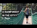 EXPLORING KL: beautiful ECO PARK to bustling CENTRAL MARKET | Malaysia | Vlog 063