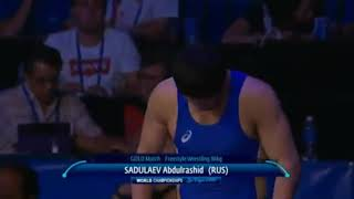 Самый лучший борец Абдулрашид Садулаев.2Часть