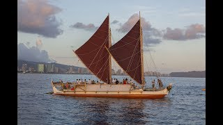 Our Ocean Heritage: Charles W. Morgan and Hokulea