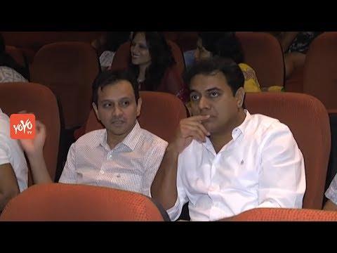 Telangana IT Minister KTR Watches Kaadhali Movie | YOYO TV Channel
