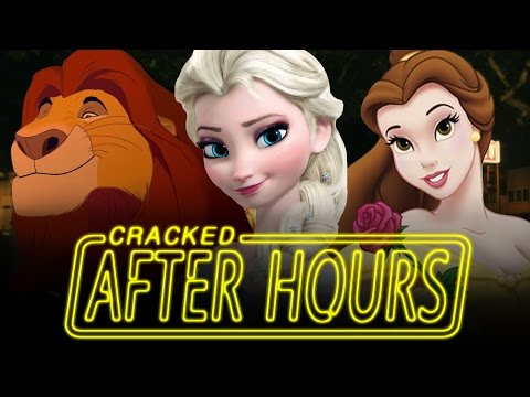 The Best And Worst Disney Kingdoms To Live In  After Hours