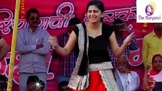 सपना का सबसे जोशीला डांस -- सब हैरान रह गए --  Sapna Dance 2017 | The Haryanvi |