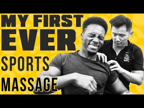 Is Sports Massage Therapy Worth The Money?! | Back & Shoulder Pain
