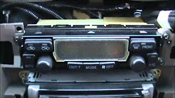 00 TOYOTA 4RUNNER LIMITED CLIMATE CONTROLLER REPLACEMENT.