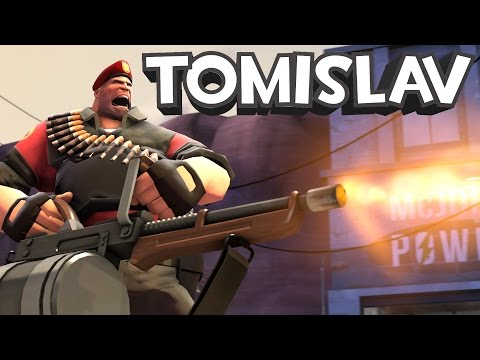 TF2: New Tomislav! Heavy is fun again! (Gun Mettle Update)