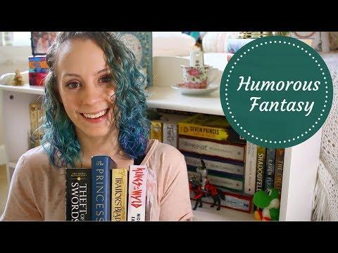 Humorous Fantasy Recommendations!