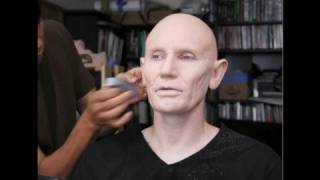 Kazuhiro Tsuji makeup demonstration (re:up)