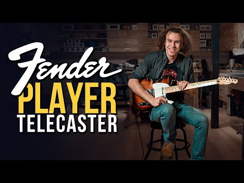 Fender Player Telecaster. Гитара с острым нравом | Gitaraclub.ru