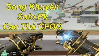 Cầm Song Khuyển Parkour Cùng Các Cao Thủ Trung Quốc | TQ97