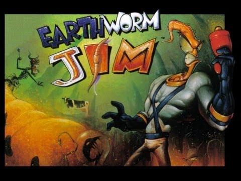 [Sega] Обзор игры Earthworm Jim by Necros