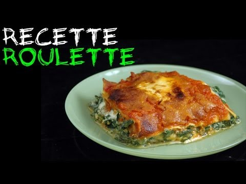 recette lasagne pinard ricotta youtube. Black Bedroom Furniture Sets. Home Design Ideas