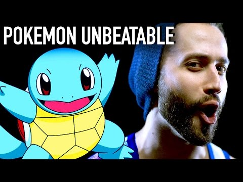 POKÉMON ~ Unbeatable (Advanced Battle Opening) - ROCK COVER by Jonathan Young