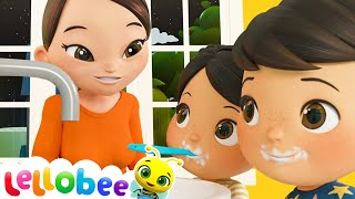 Bedtime Routine Song | Brand New Nursery Rhyme & Kids Song - ABCs and 123s | Little Baby Bum | NEW!