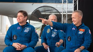 Welcome Home: NASA Astronauts Robert Behnken & Douglas Hurley Discuss Their Return To Earth