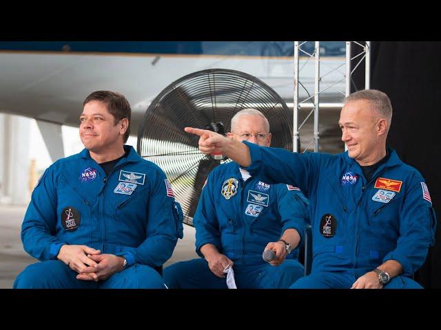 Welcome Home: NASA Astronauts Robert Behnken & Douglas Hurley Discuss Their Return To Earth