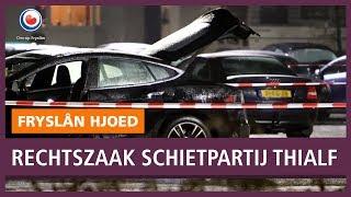 REPO: Rechtszaak schietpartij bij Thialf kan voorlopig niet verder