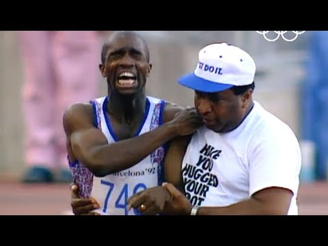 10 Emotional Olympic Moments That Changed The World