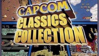 FLIPERAMAS CLÁSSICOS - Capcom Classics Collection Volume 1 - Gameplay em Português PT-BR