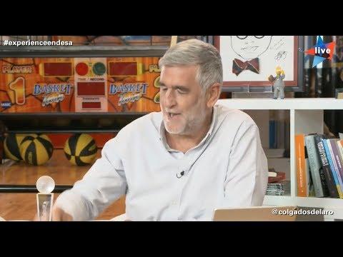 COLGADOS DEL ARO T4 -  Debate directo ¿Es Curry el mejor tirador de la historia? - Sem8 #Cda123