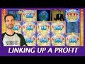 Linking up a Profit on Lock it Link 🎰💎 ✦ Brian Christopher Slots