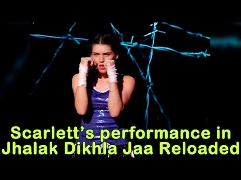 Scarlett Rose's MADE IN INDIA Act in Jhalak Dikhla Jaa Reloaded