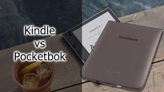 Kindle Oasis vs Pocketbook 740