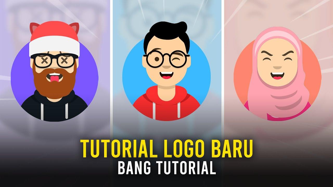 Cara Membuat Logo / Avatar Bang Tutorial Terbaru di Hp dan PC   Getavataaars Tutorial