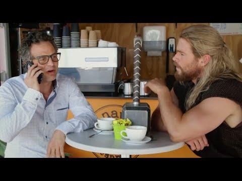 Captain America: Civil War: Team Thor Funny Reason Why Thor & Hulk Weren't in Movie