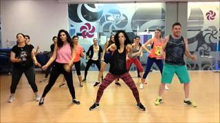 Cheap Thrills - Sia Ft. Sean Paul - Zumba with Ifat - זומבה עם יפעת