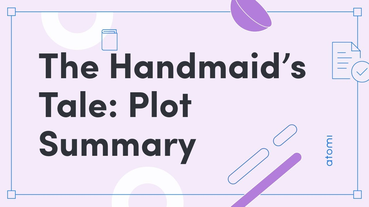 Download A Level English Literature  The Handmaid's Tale—Plot Summary