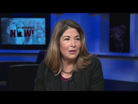 "Naomi Klein on Trump Election: ""This is a Corporate Coup d'État"""