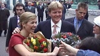 15 jaar getrouwd - Máxima Zorreguieta & Koning Willem-Alexander 50 jaar
