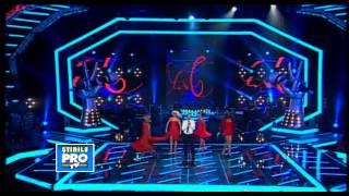 Cristi Nistor - Lady In Red ('The Voice' Romania 2012)