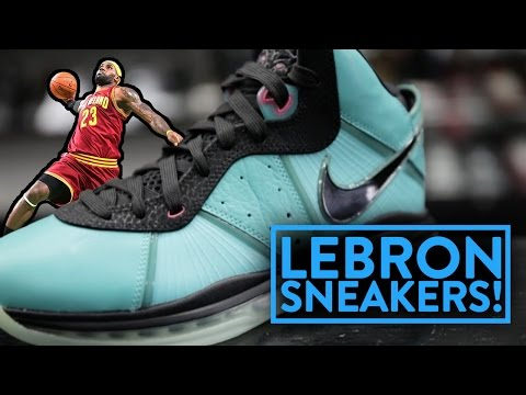 life-of-a-sneakerhead-10:-nike-lebrons-1-13-entire-shoe-line!-|-fung-bros