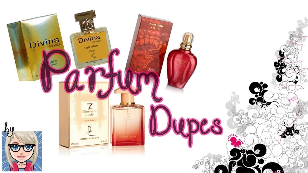 Parfum Dupe Haul Hypnotic Poison The One Chanel Mademoiselle